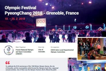 Factsheet Grenoble 2018