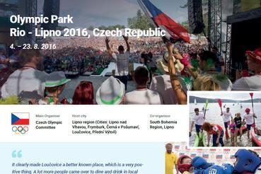 Factsheet Lipno 2016